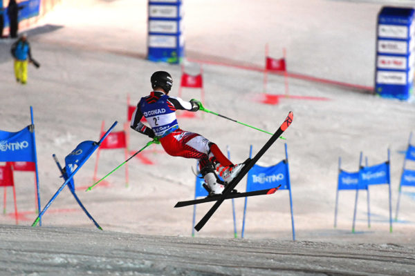 "FIS ALPINE SKI JUNIOR  WORLD CHAMPIONSHIPS  TEAM EVENT 1^  FRA 2^  USA 3^  GER TRENTINO VAL DI FASSA 2019 POZZA DI FASSA TN ITALY 22 FEBBRAIO 2019  ""Copyright PHOTO ELVIS"""