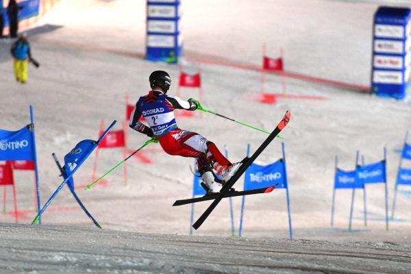 FIS ALPINE SKI JUNIOR  WORLD CHAMPIONSHIPS  TEAM EVENT 1^  FRA 2^  USA 3^  GER TRENTINO VAL DI FASSA 2019 POZZA DI FASSA TN ITALY 22 FEBBRAIO 2019