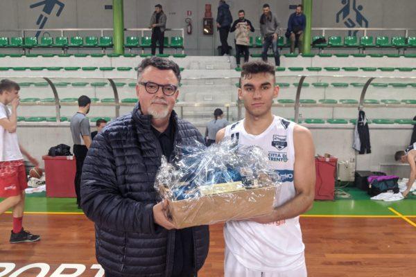 Aquila Basket Premio Ale Voltolini