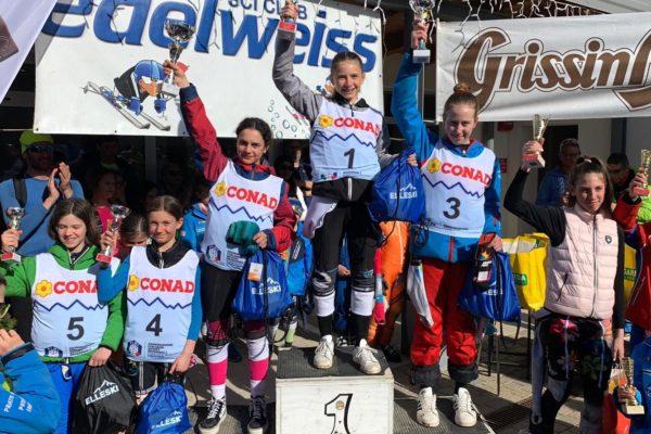 Trofeo Conad Gara Brentonico 23.02