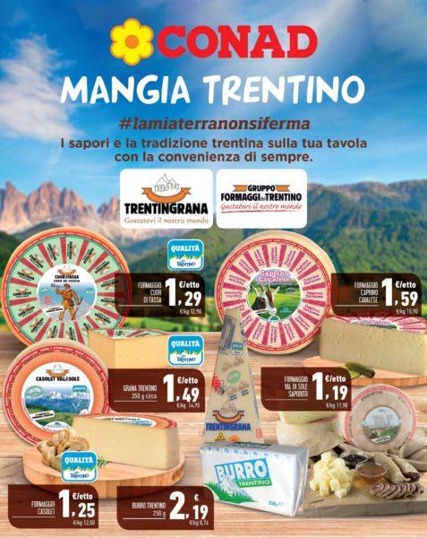 Mangia Trentino Trentingrana