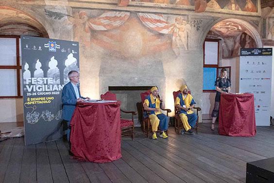 Feste Vigiliane al Castello del Buonconsiglio