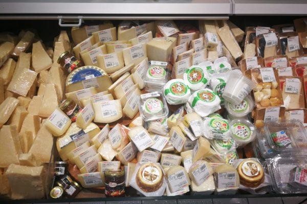 conad city vicenza formaggi