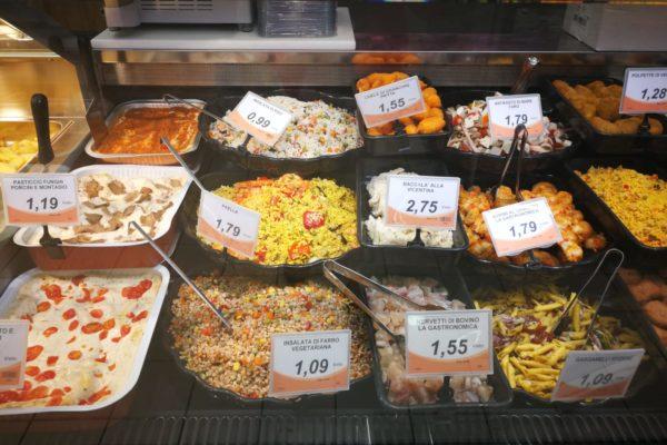 conad city vicenza gastronomia 1