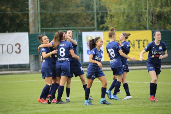 Trento Calcio Femminile ASD 10