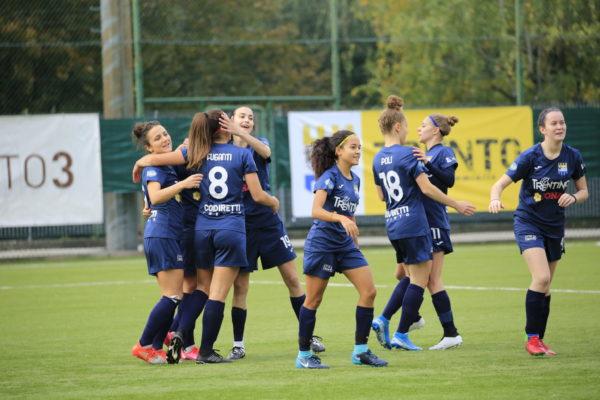Trento Calcio Femminile ASD 3