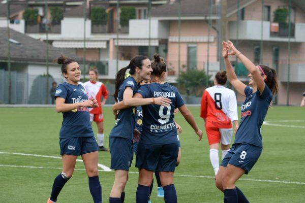 Trento Calcio Femminile Clarentia   vs Isera Calcio Femminile Serie c  campionato calcio 2020/2021 Emergenza coronavirus Corona virus covid 19  (foto Daniele Panato/Agenzia Panato)