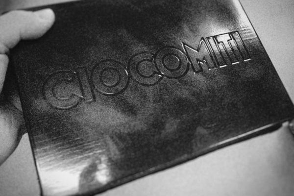 Ciocomiti - tavoletta con logo