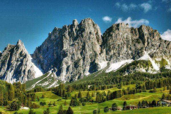 Panificio Ghedina Dolomiti Cortina gruppo DAO