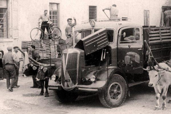 Agraria Riva del Garda storia