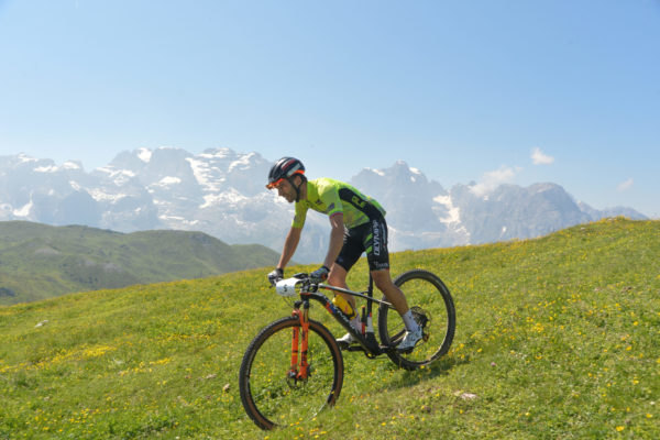 Circuito Trentino Mtb gara Dolomitica Brenta Bike Marathon, Pinzolo 30 giugno 2019