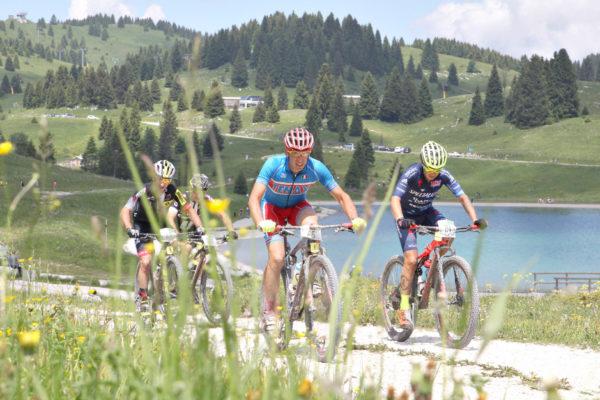 Gruppo 100 km dei forti bike