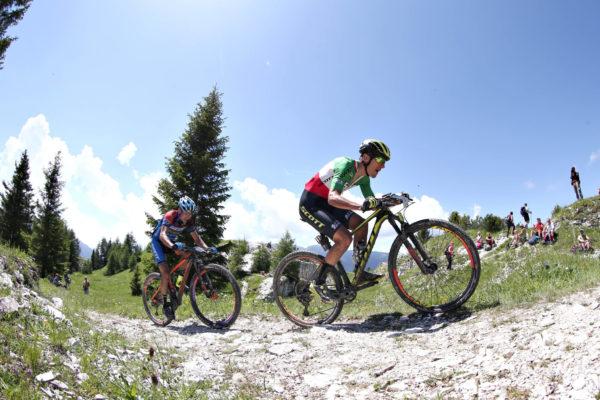 Gruppo 100 km dei forti bike Ragnoli Paez