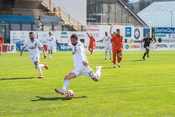 AC Trento SCSD partita