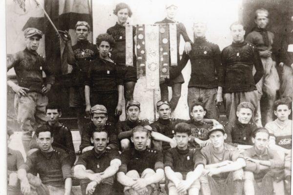 Foto storica Forti e Veloci DAO