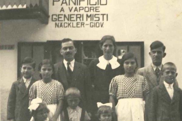 panificio Naeckler origini famiglia produttori locali Gruppo DAO