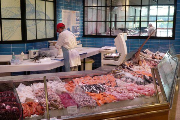conad superstore peschiera reparto pescheria