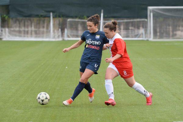 Trento Calcio Femminile Clarentia vs Isera