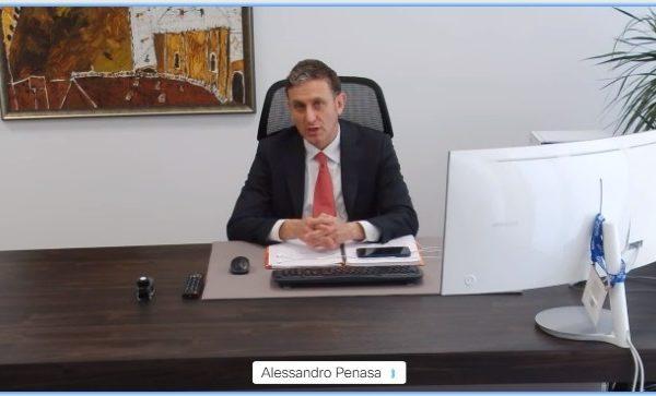 Bilancio DAO 2021 - Conferenza stampa - Alessandro Penasa