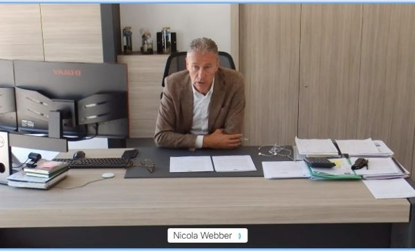 Bilancio DAO 2021 - Conferenza stampa - Nicola Webber