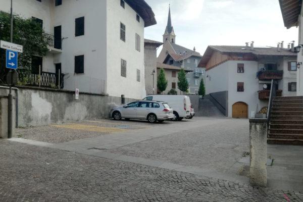 Conad Castelfondo parcheggio 2