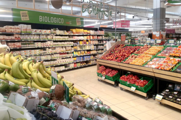 Conad Superstore Schio frutta verdura