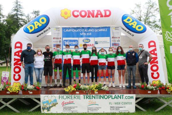 MTB Oltrefersina Gruppo DAO campionato 4
