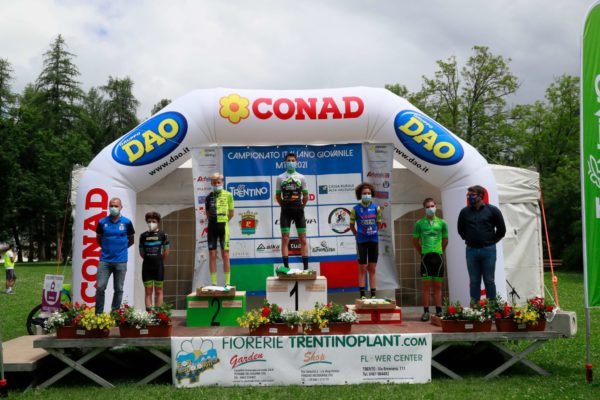 MTB Oltrefersina Gruppo DAO campionato giovanile 3