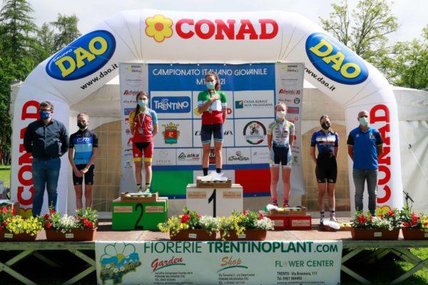 MTB Oltrefersina Gruppo DAO campionato giovanile