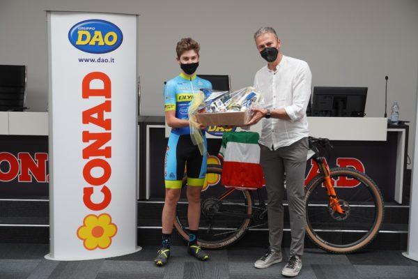 Mattia Stenico Campione Italiano Cross Country MTB Oltrefersina 3