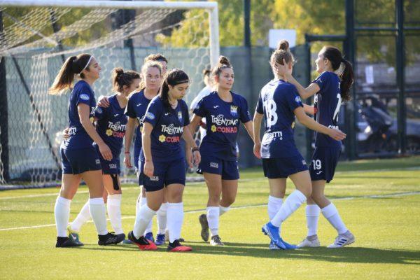 Trento Calcio Femminile 2