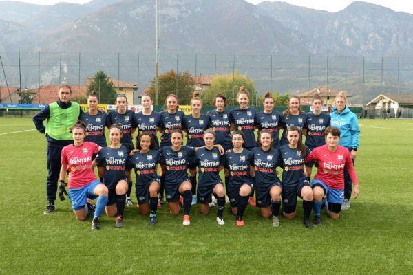 Trento Calcio Femminile 6