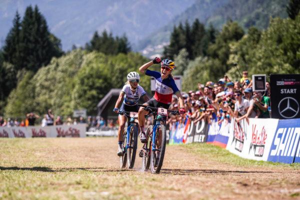 Val di Sole Trentino MTB World Cup DAO 3