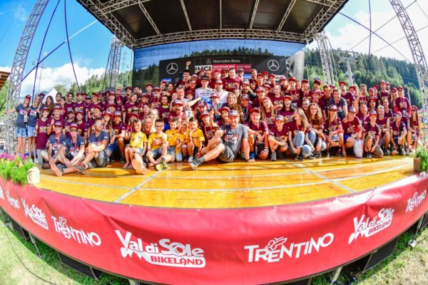 Val di Sole Trentino MTB World Cup DAO volontari