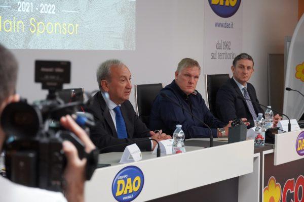 Ezio Gobbi, Mauro Giacca e Alessandro Penasa