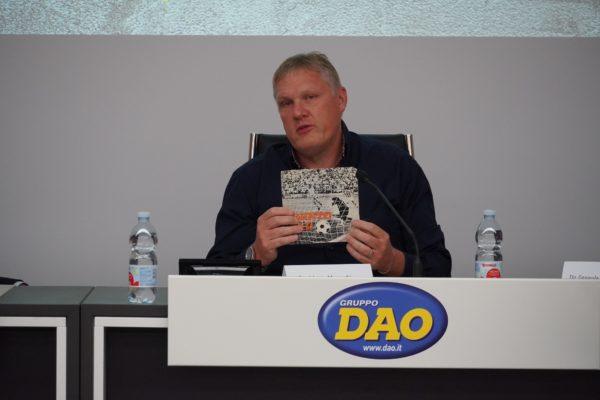 Mauro Giacca, presidente Club AC Trento