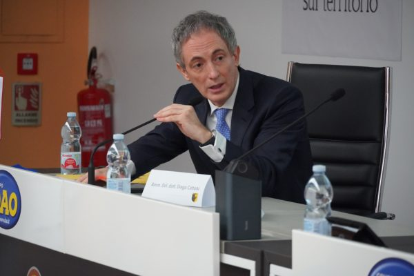 Diego Cattoni, amministratore delegato Club AC Trento