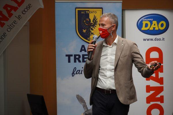 Nicola Webber, direttore operativo Gruppo DAO