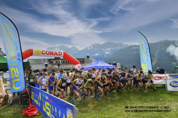 MOUNTAIN RUNNING CAMPIGLIO 20 GIUGNO 2021