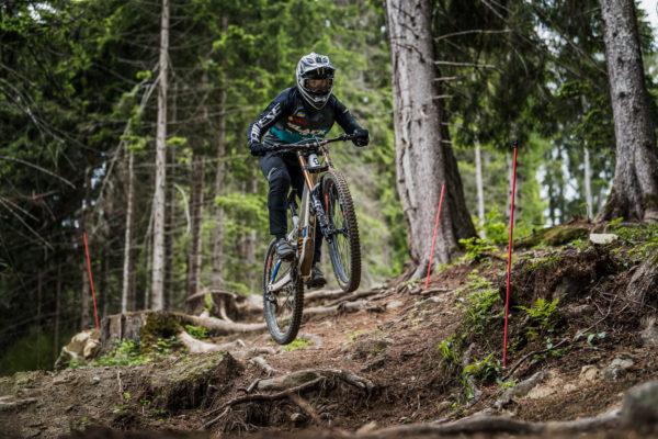 Trentino DH Racing bike park 5
