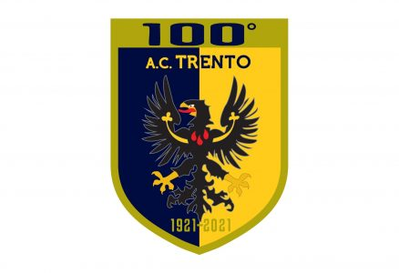 AC Trento logo centenario