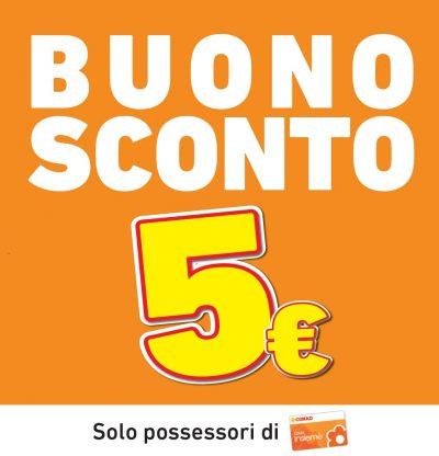 Buono Sconto 5 euro Alpica