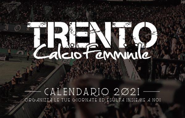 Trento Calcio Femminile ASD Calendario anteprima