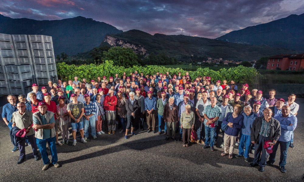foto soci Agraria Riva del Garda produttori locali DAO