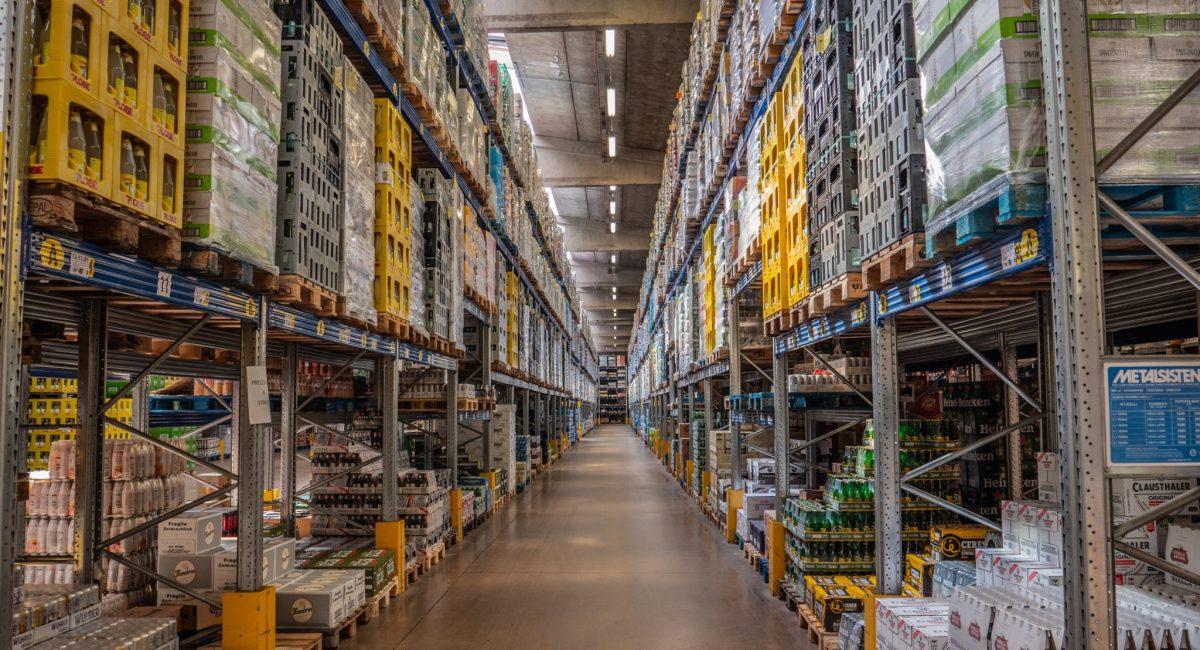 magazzino gruppo DAO logistica